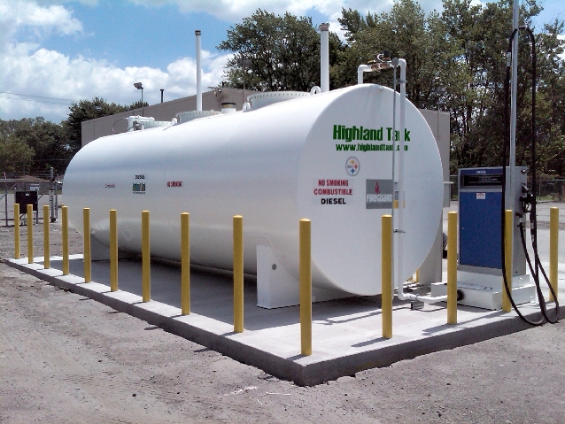 Above Ground Storage Tanks | Installation & Removal - Baltimore, MD